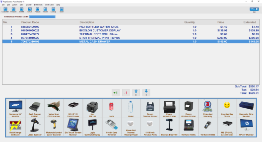 POS - Point of Sale Software - POS Equipment - Free Point of